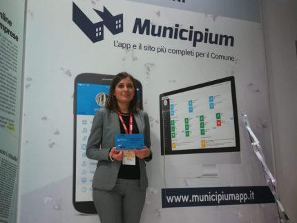 Comune di Jesi premiato per il successo dell'App Municipium