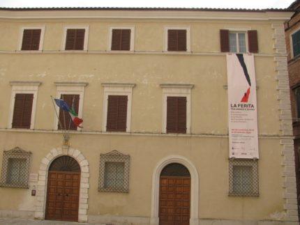 Palazzo Bisaccioni a Jesi
