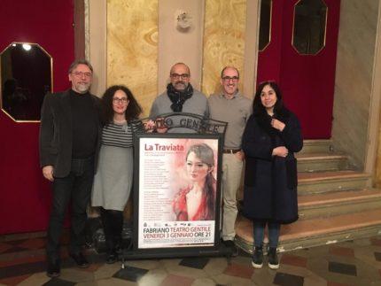Presentazione della stagione lirica a Fabriano