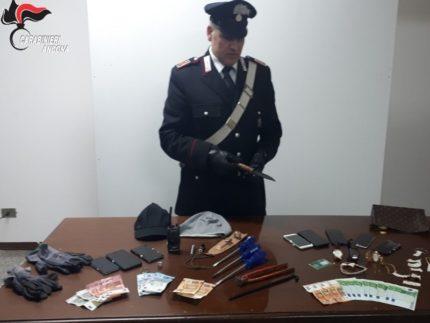 Carabinieri stroncano organizzazione dedita ai furti