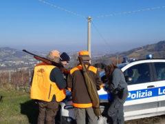 Polizia Provinciale: controlli su presenza di cinghiali