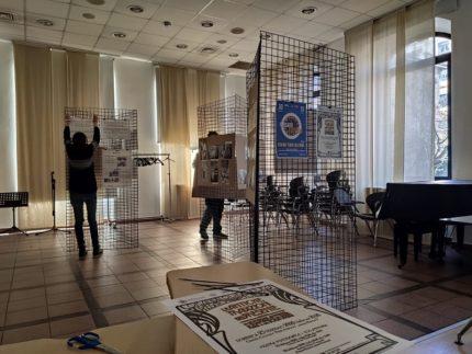 Esposizione in vista del Grand Tour Cultura a Falconara