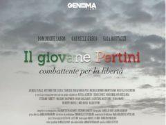"""Locandina del film """"Il giovane Pertini"""""""