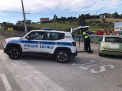 Polizia Locale in azione a Castelfidardo