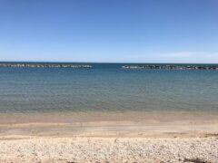 Spiaggia di Falconara Marittima