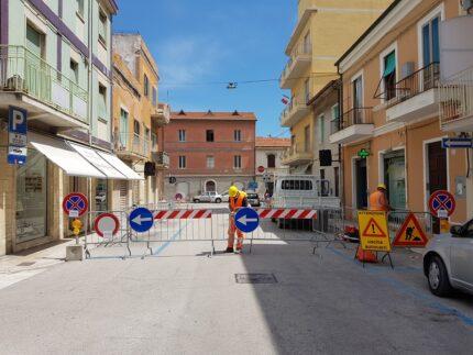 Lavori pubblici a Falconara