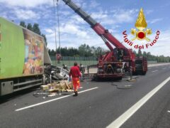 Incidente sull'A-14