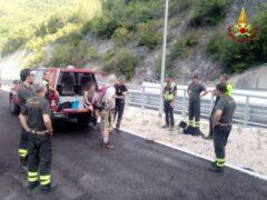 Escursionisti soccorsi a Fabriano