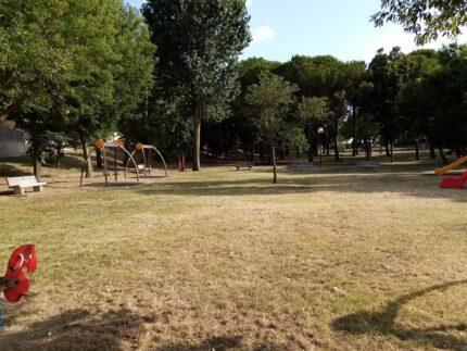 Sfalci nei parchi di Ancona