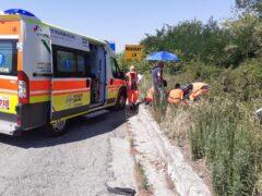 Incidente sulla Variante a Falconara