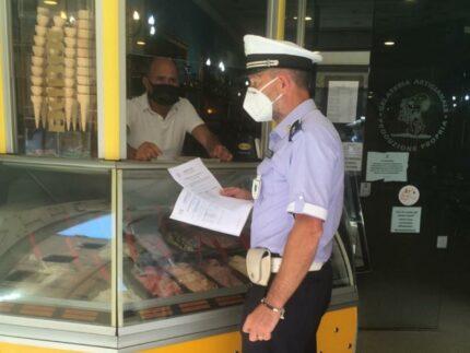 Sopralluoghi della Polizia Locale a Jesi