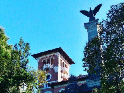 Palazzo Bianchi a Falconara Marittima