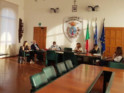 Incontro sulle esalazioni registrate a Castelferretti