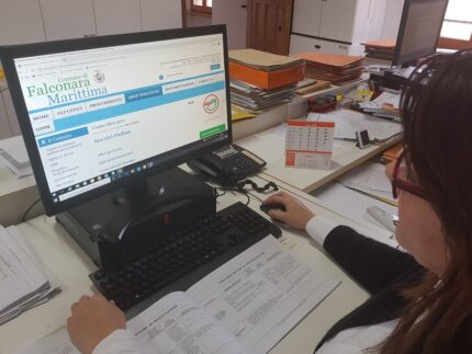 Servizi online attivi presso il Comune di Falconara