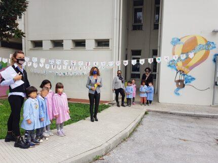 """Scuola dell'infanzia """"Mongolfiera"""" a Falconara"""