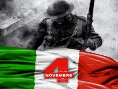 Celebrazione della giornata del 4 novembre a Monte Roberto