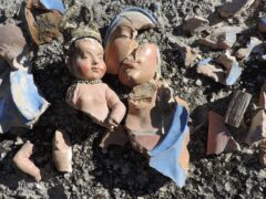 Mostra fotografica sull'arte salvata dal terremoto