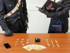 Arresto per droga a Polverigi