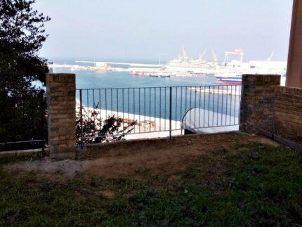 Interventi presso il parchetto di vicolo San Marco ad Ancona