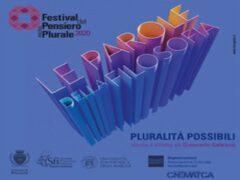 Festival del Pensiero Plurale 2020