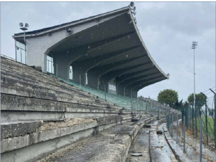 Stadio Roccheggiani a Falconara