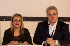 Rossana Berardi e Renato Bisonni