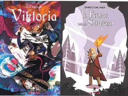 Graphic novels presentate a Falconara