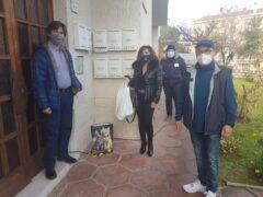 Consegna libri a domicilio a Falconara