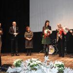 Prof.ssa Francesca Spigarelli ospite a Ostra per consegna borse di studio Corrado Orazi 2019