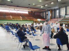 Screening di massa a Falconara