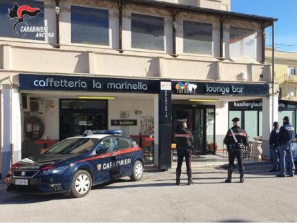"""Chiusura della """"Caffetteria la Marinella"""""""