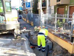 Semaforo installato a Falconara
