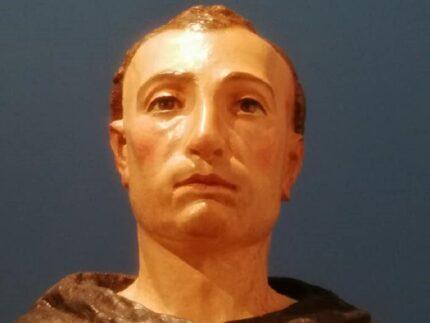 """""""San Pietro"""" esposto alla Pinacoteca di Fabriano"""