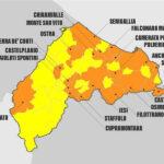 Mappa Provincia Ancona a zone