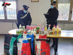 Refurtiva ritrovata dai Carabinieri di Montemarciano
