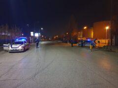 Controlli notturni della Polizia Locale a Falconara