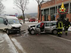 Incidente a Cerreto d'Esi