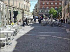 Dehors ad Ancona