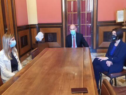 Jesi, incontro in Comune con la rappresentante della Consulta per le Donne