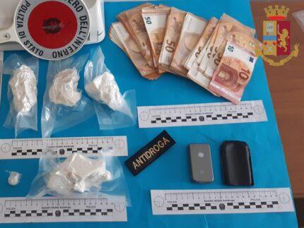 Arresto per spaccio di cocaina ad Ancona