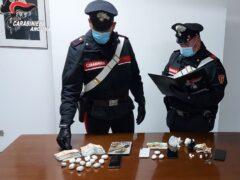 Arresti per spaccio a Castelfidardo