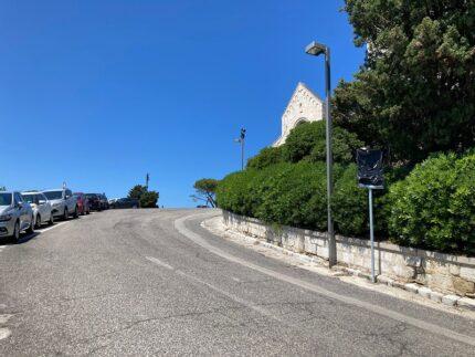 Parcheggi nei pressi del Duomo di Ancona