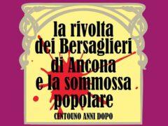 Mostra sulla rivolta dei bersaglieri ad Ancona