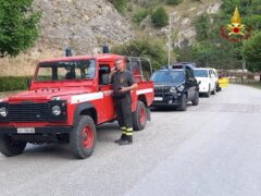Escursionista soccorso sul monte Revellone