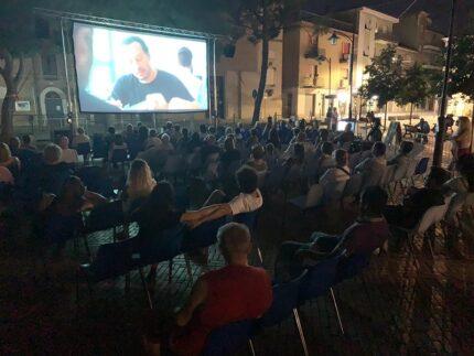 Cinema all'aperto a Castelferretti