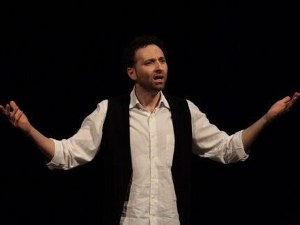 "Antonio Lovascio in ""Viva Falcone"""