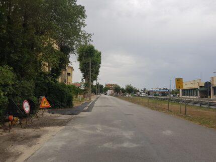 Via Fiumesino a Falconara