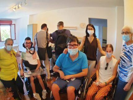 Co-housing per disabili ad Ancona