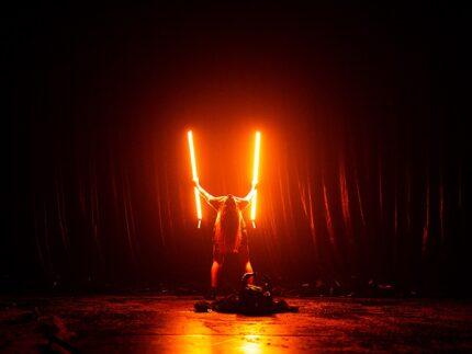 """Spettacolo """"Tutto brucia"""""""
