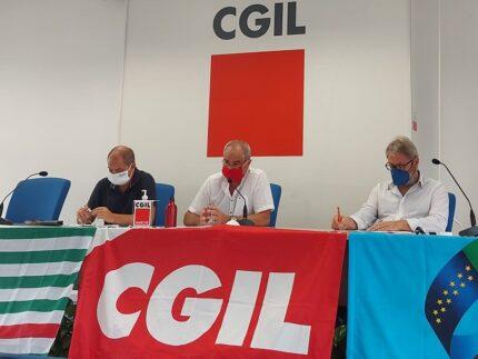 Alessandro Mancinelli, Marco Bastianelli, Giorgio Andreani